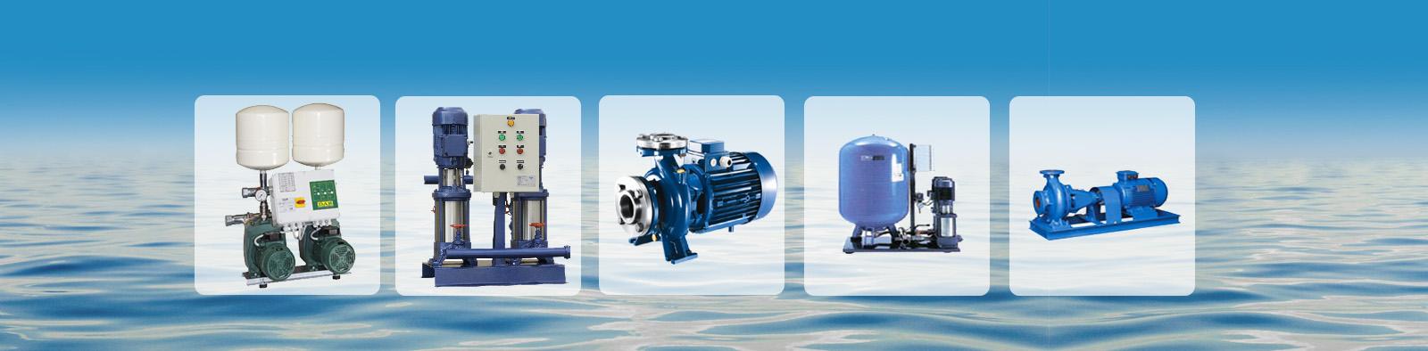 Booster Pumps,Transfer Pumps::AL MAHRAIN BLDG  MAT  TR  CO